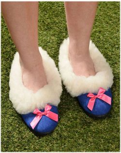 Fluffy Thermal Slippers