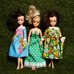 truly's sindy dolls in the latest Truly Sopel fashions