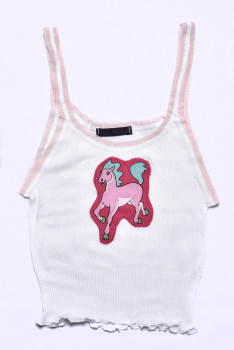 lucky pony pink