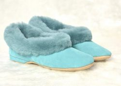 Rhonda Sheepskin Slippers