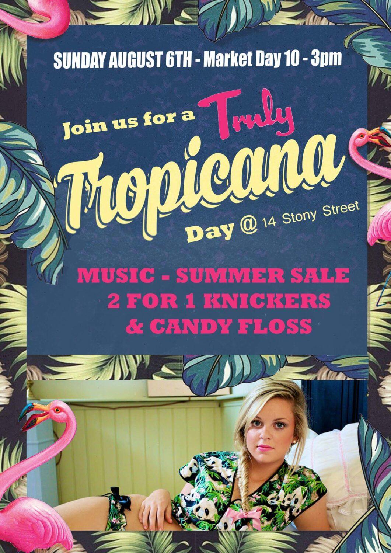 Truly Tropicana Day