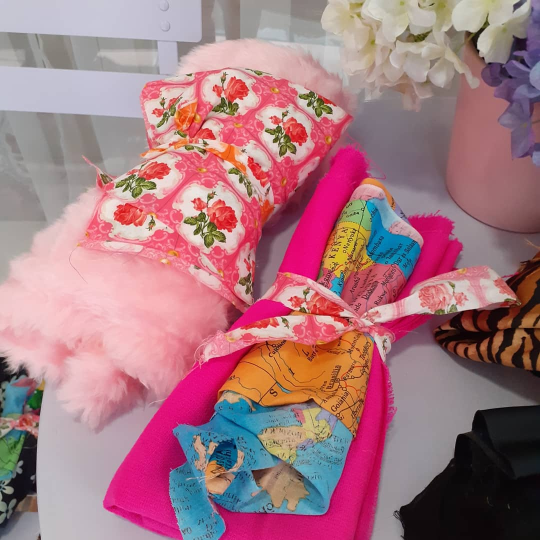 Fabric bundles for you, for FREE!